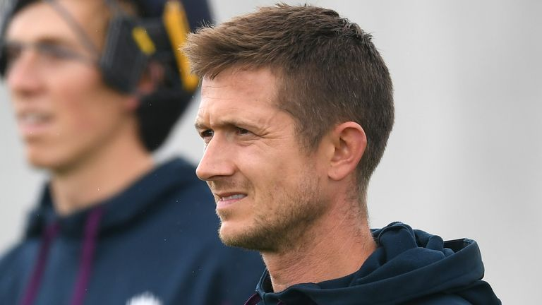 Joe Root says Joe Denly's England career is not over despite the 34-year-old being dropped for the second Test against West Indies.