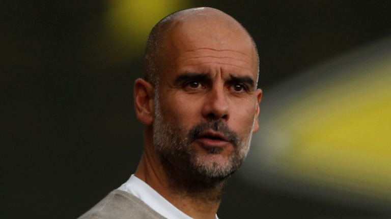 Manchester City boss Pep Guardiola says his team needs to win more games and be more consistent if they want to win the Premier League next season