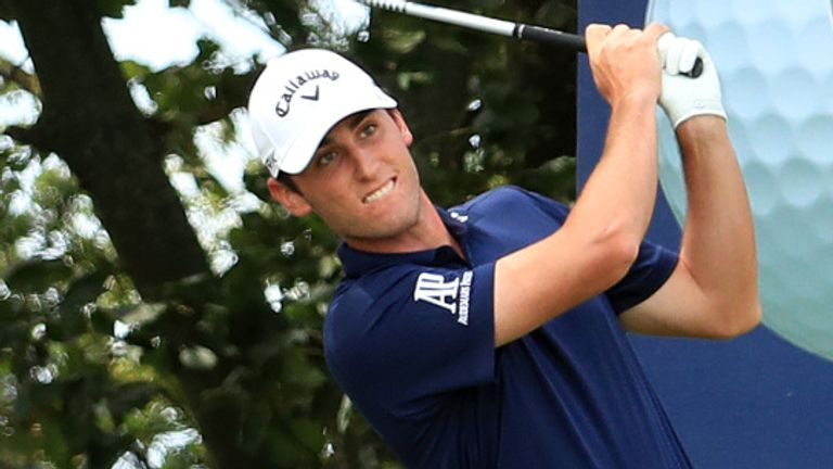Highlights of Renato Paratore's winning round at Close House as the young Italian cruised to an impressive three-shot victory at the Betfred British Masters.