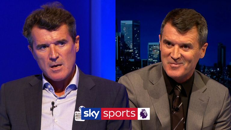 Sky Sports looks back at Roy Keane's most memorable on-screen moments from last season...