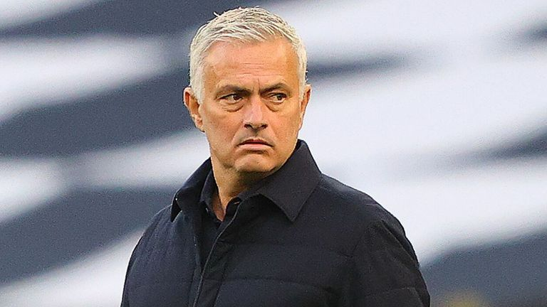 Mourinho says the club cannot compete financially with other Premier League sides in this summer transfer window.