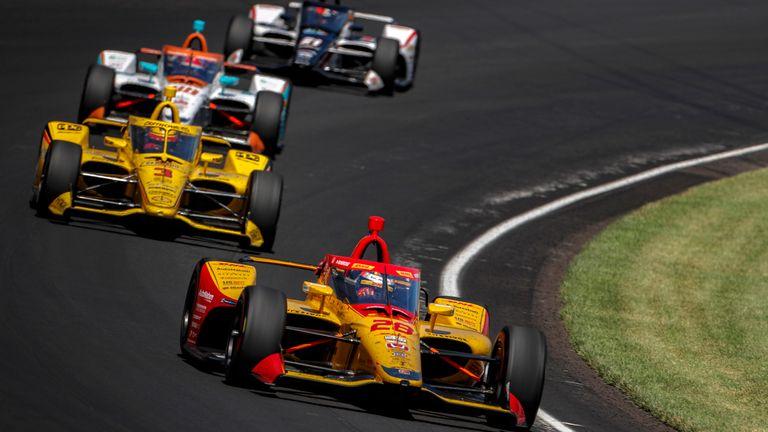 Indy 500 Tv