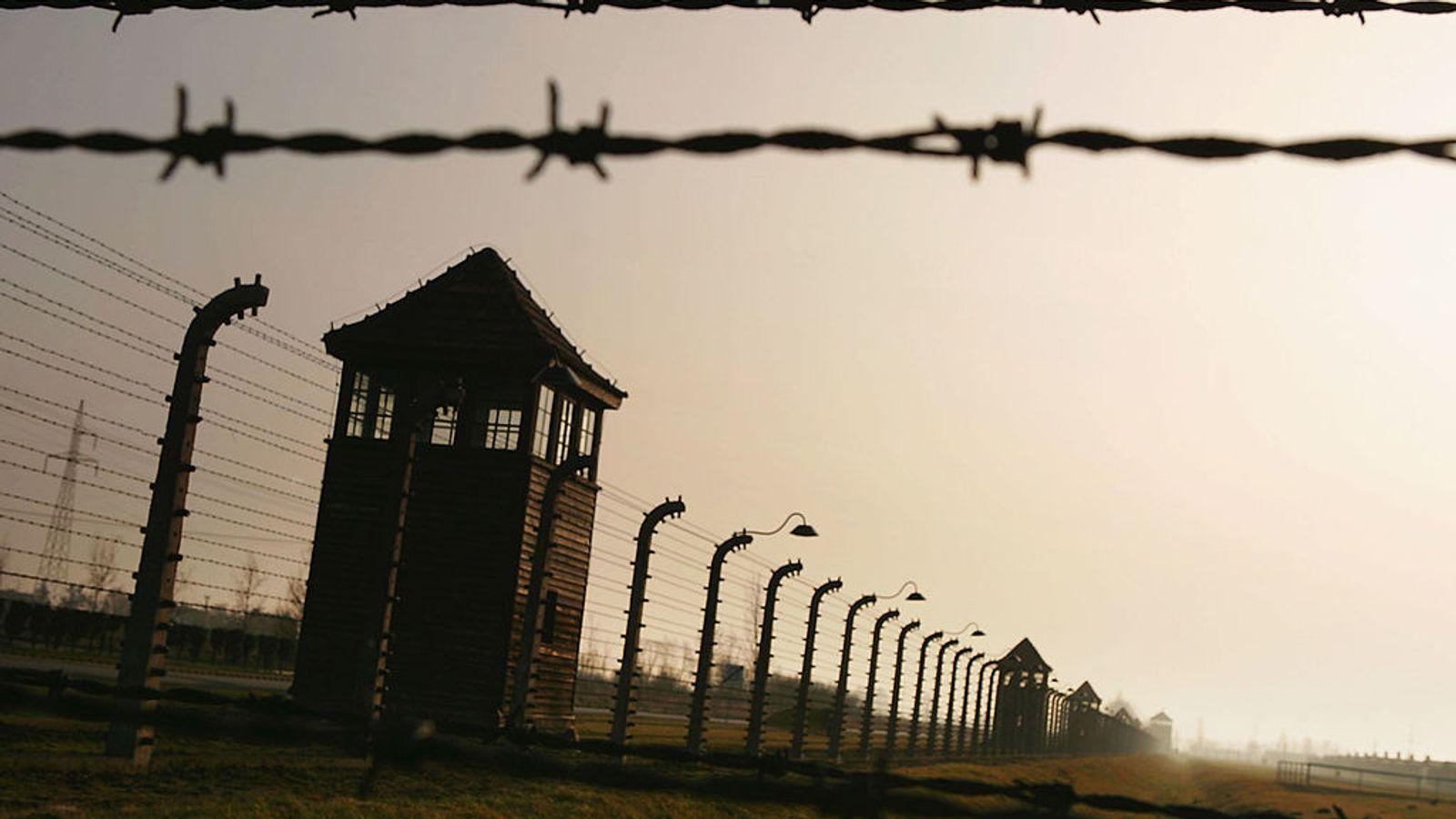 Auschwitz: David Dushman - Last surviving Soviet soldier who helped liberate Nazi death camp dies aged 98