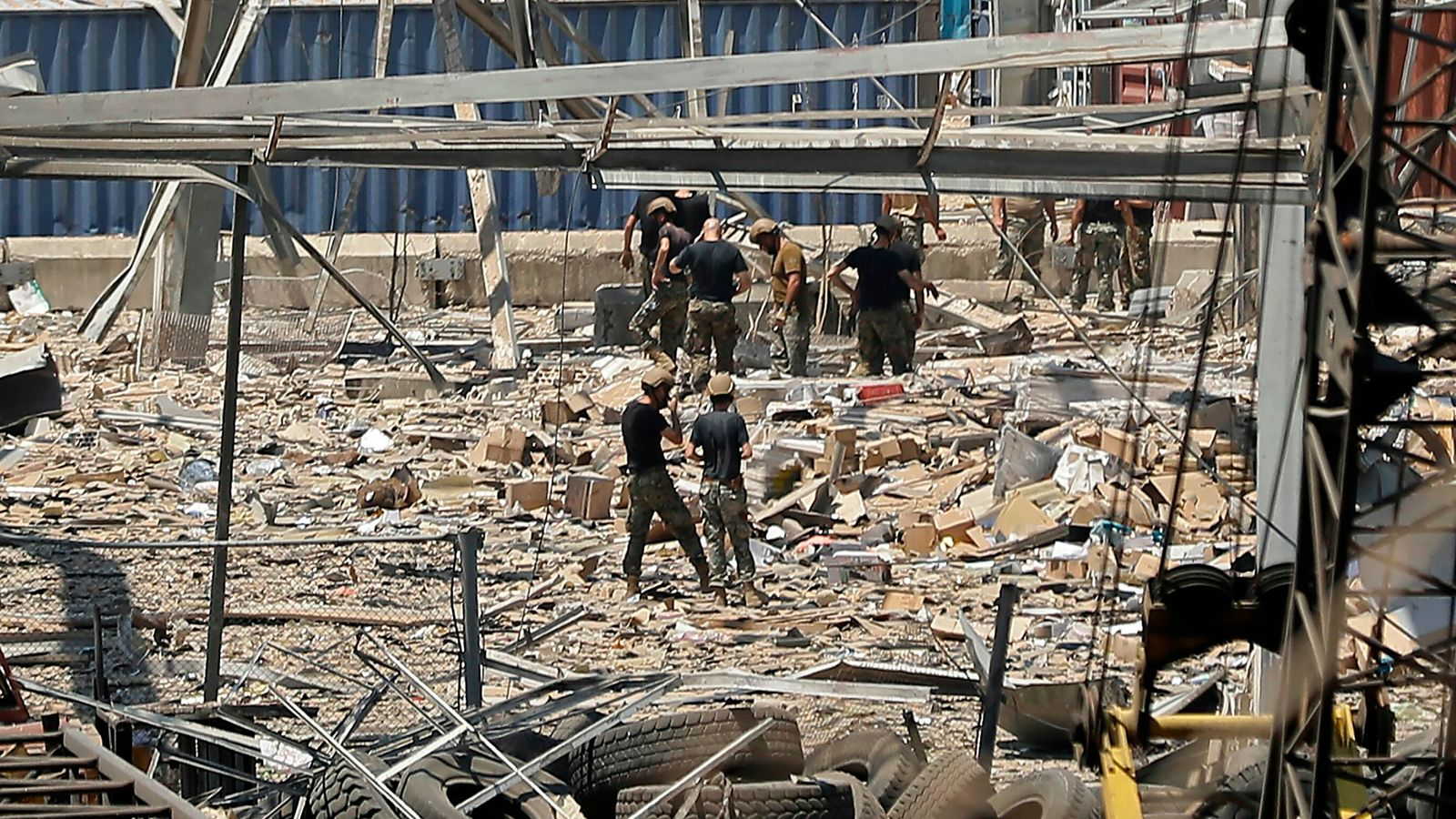 Beirut is still in collective shock - but the anger will come soon