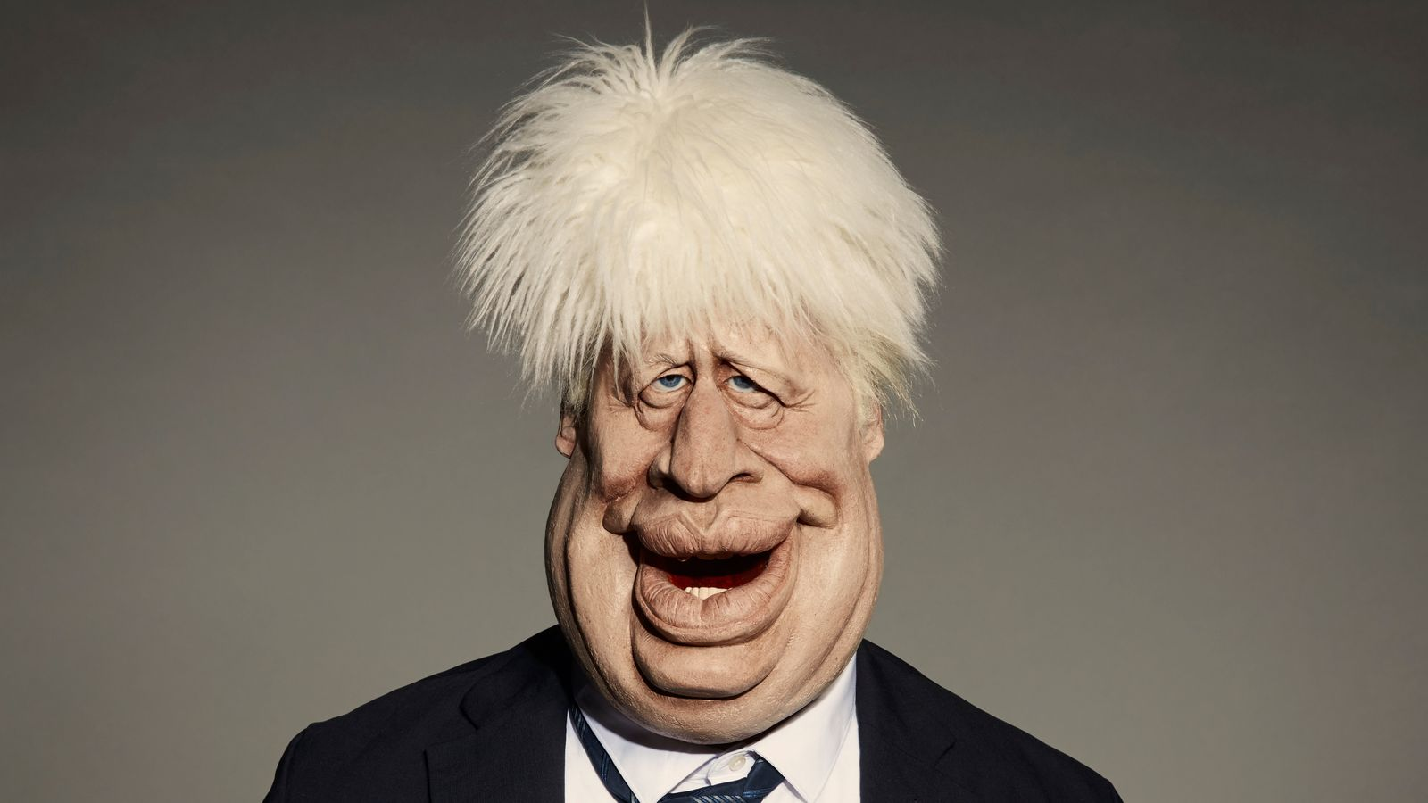 Spitting Image Boris Johnson Prince Andrew And Dominic Cummings Puppets Shown For First Time Ents Arts News Sky News