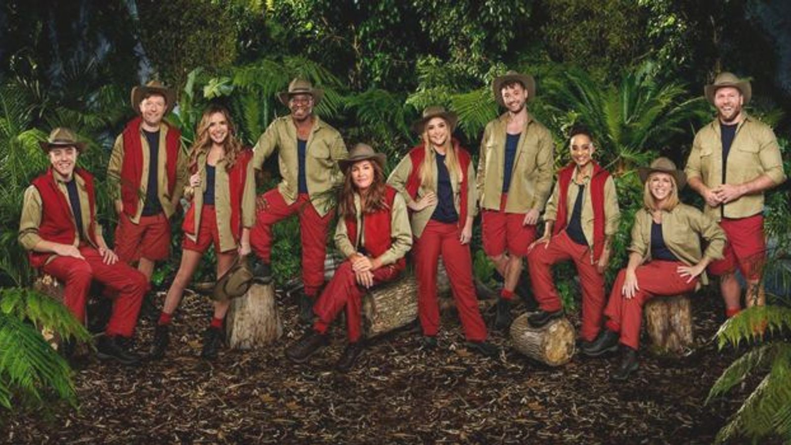 I'm A Celebrity swaps sweltering Australian jungle for cold British castle thumbnail