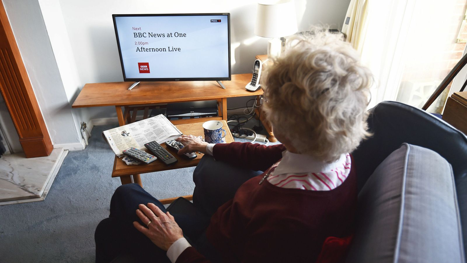 Universal free TV licence comes to an end for over-75s