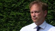 Secretary of State for Transport, Grant Shapps MP