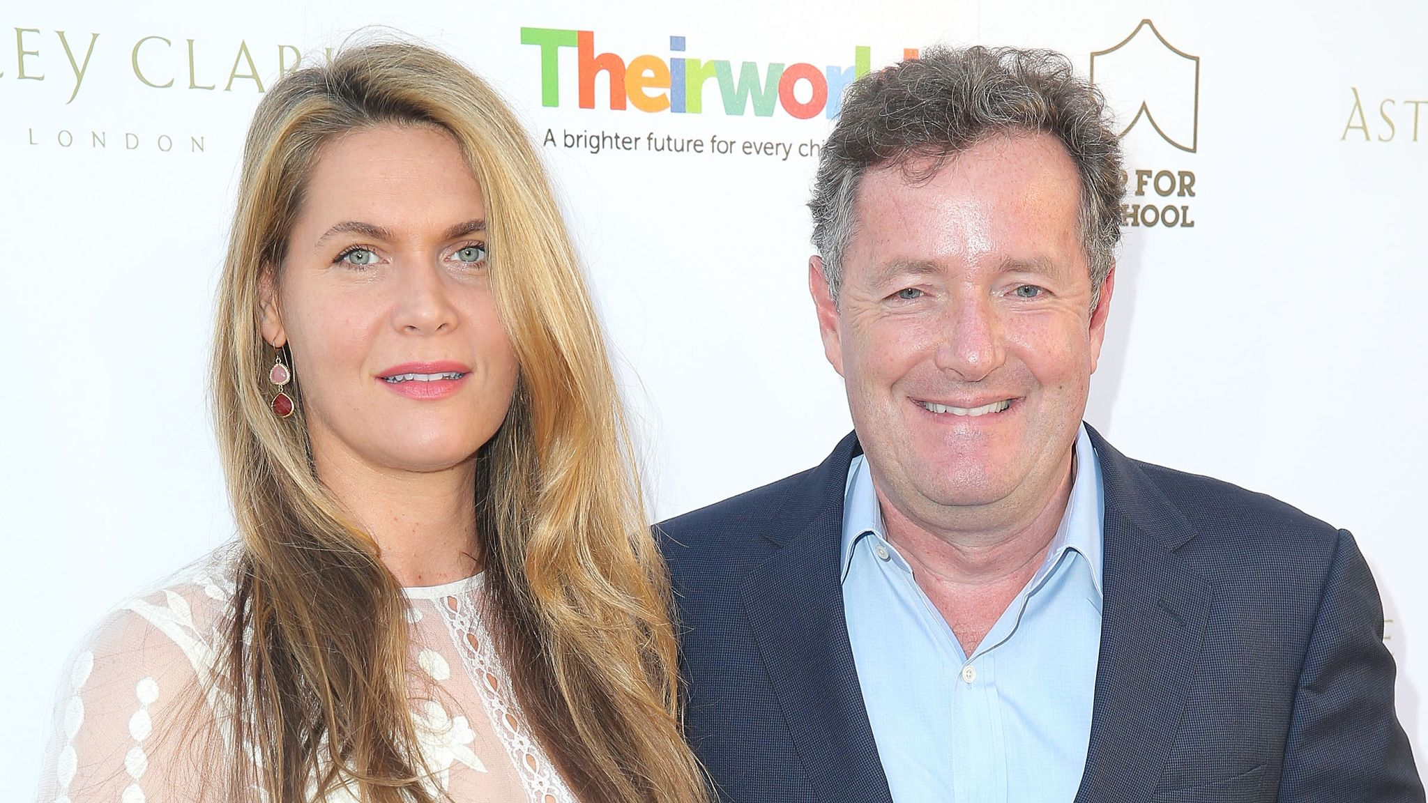 Piers Morgan and wife Celia Walden burgled while they slept in French villa  | Ents & Arts News | Sky News