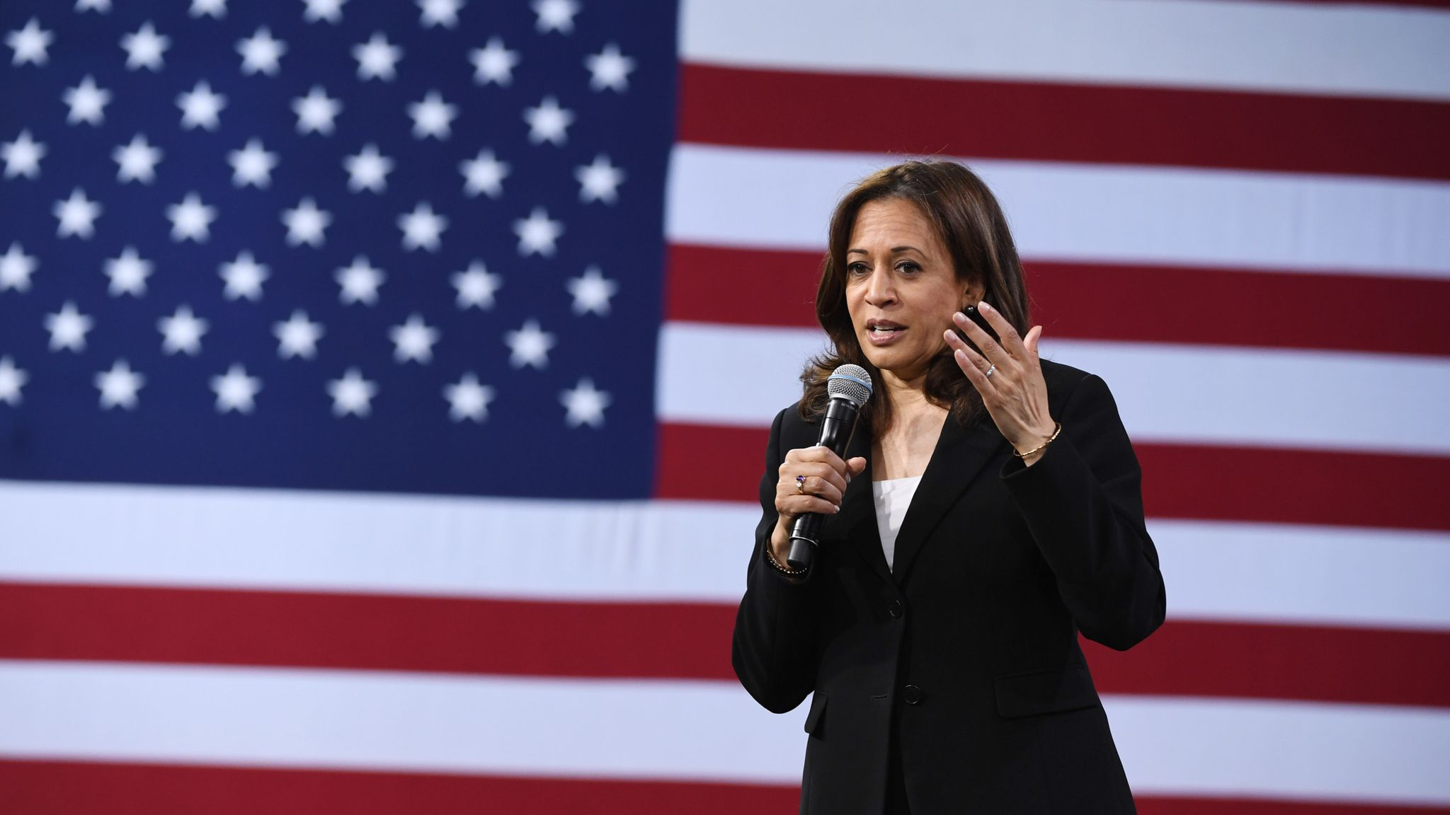 Kamala Harris Is Joe Biden S Vp Pick But Could She Soon Be In The Top Job Us News Sky News