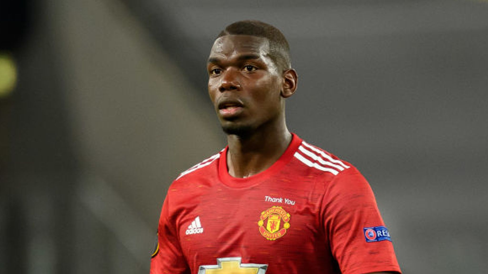 Paul Pogba Tests Positive For Coronavirus Manchester United Star Out Of France Squad Uk News Sky News
