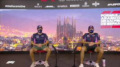 Racing Point: Spanish GP press conference