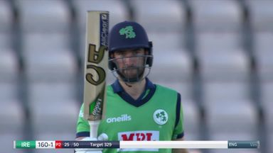 England v Ireland 3rd ODI Highlights