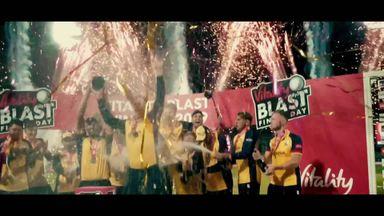Vitality T20 Blast back on Sky Sports!