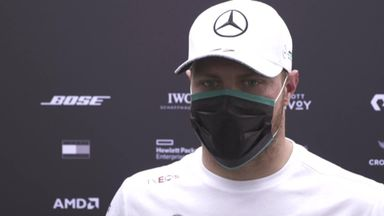 Bottas: No issue with balance