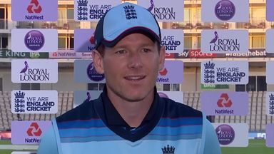 Morgan: Bairstow was outstanding
