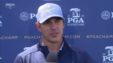 Koepka: I'm playing so good