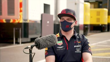 Verstappen: We need to be realistic