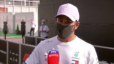 Hamilton optimistic about tyre improvements