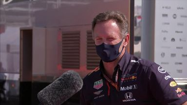 Horner: Max looking competitive