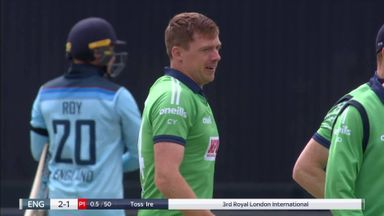 Roy's poor run continues as Ireland strike early
