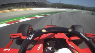 Vettel out in Q2
