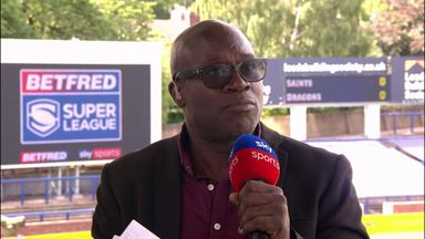 Offiah: I rose above the abuse