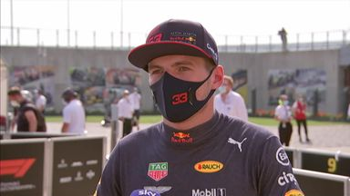 Verstappen: An incredible result