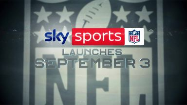 Welcome to Sky Sports NFL