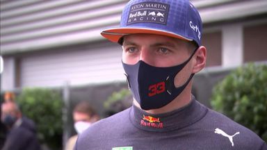 Verstappen: Good weekend so far