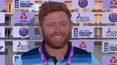 Bairstow: I want to push the boundaries