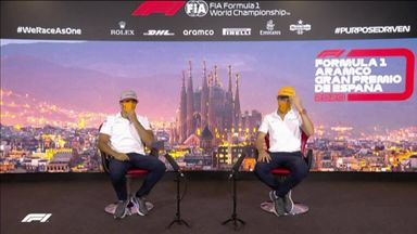 McLaren: Spanish GP press conference