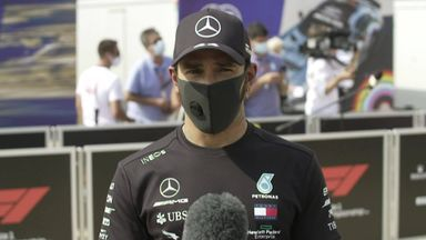 Hamilton: I didn't do a good enough job