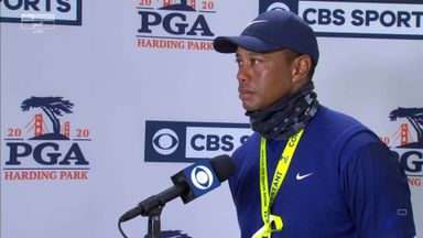 Woods seeks putting improvement