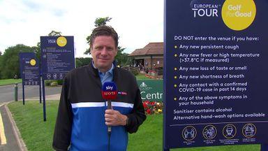 European Tour's Covid-19 protocols explained