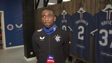 Defoe relishing Rangers striker battle