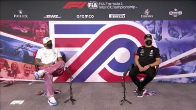 70th Anniversary GP: Mercedes presser