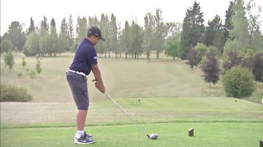 Pushing for young diversity in golf