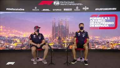 Red Bull: Spanish GP press conference
