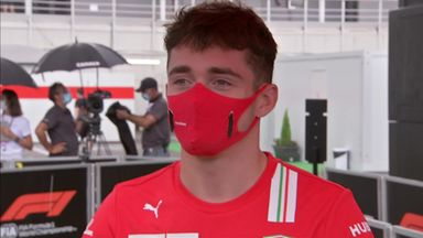Leclerc: Spanish GP will be reality check