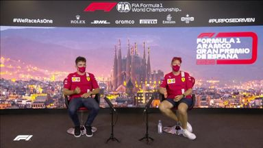 Ferrari: Spanish GP press conference