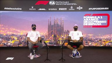Mercedes: Spanish GP press conference