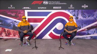 70th Anniversary GP: McLaren presser