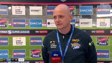 Agar: We've got to be much better