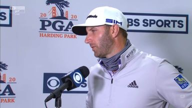 DJ: Game in good form at PGA