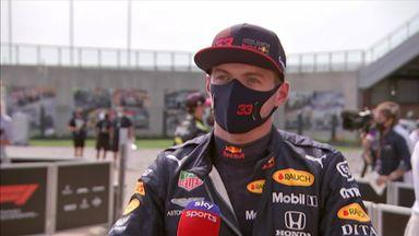 Verstappen: Nico deserves a seat