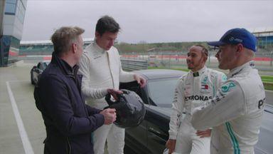Wolff vs Hamilton vs Bottas Pt 2