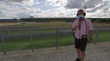 British GP The Notebook