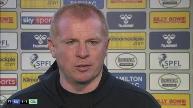 Lennon: Disappointing not to get win