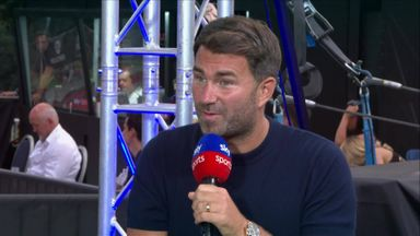 Hearn: Great news for Whyte!